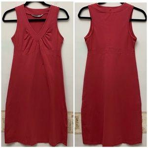 Athleta Senorita V Neck Sleeveless Dress